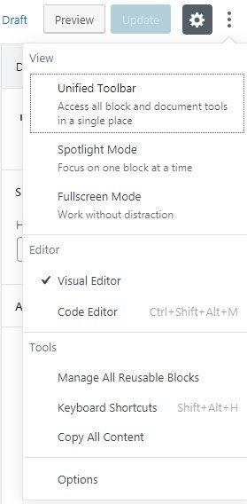 gutenberg-editor-more-options